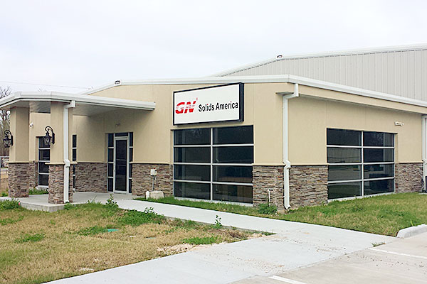 GN Solids Control America Office