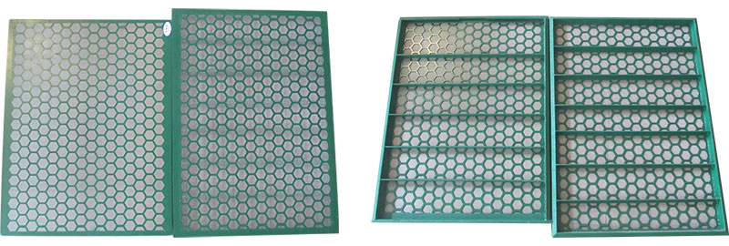 Replacement Shaker Screen for Brandt VSM 300 Series
