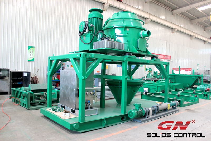 cuttings dryer