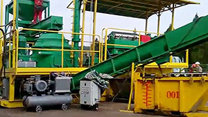 Shell Drilling Waste Management System